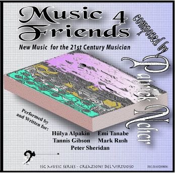 Music 4 Friends by Patrick Neher