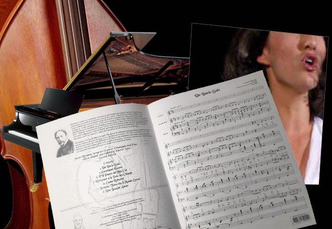 ISG Publications Sheet Music and Recordings for Professionals